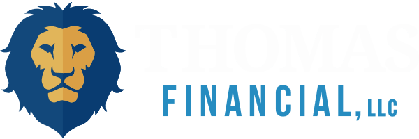 Thomas Financial Logo H LLC Rev